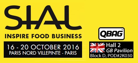 Visit Qbag Asia Ltd at SIAL 2016