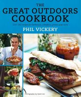 The Great Outdoors Cookbook by Phil Vickery