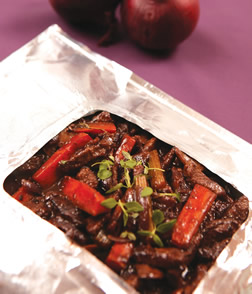 Beef Stew in a Bag