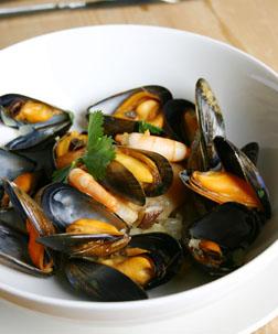 Seafood Heaven
